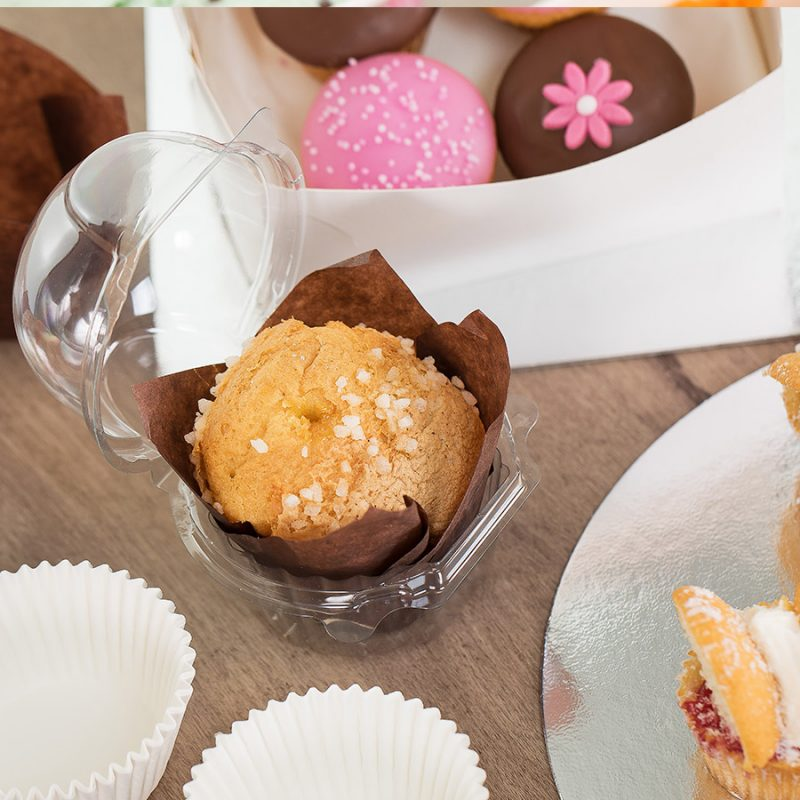 Muffin Cases & Cake Containers
