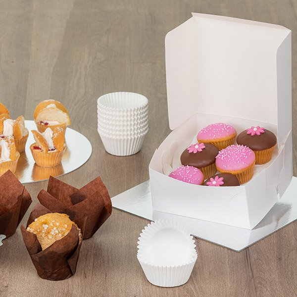Baking Containers & Accessories
