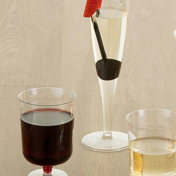 Wine, Champagne & Shot Glasses