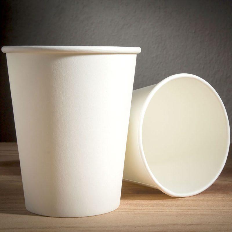 Spiritpak White Cup Range