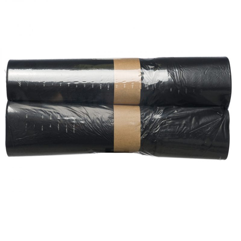 Heavy Weight Black Refuse Sacks