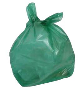 Green Eco Refuse Sacks