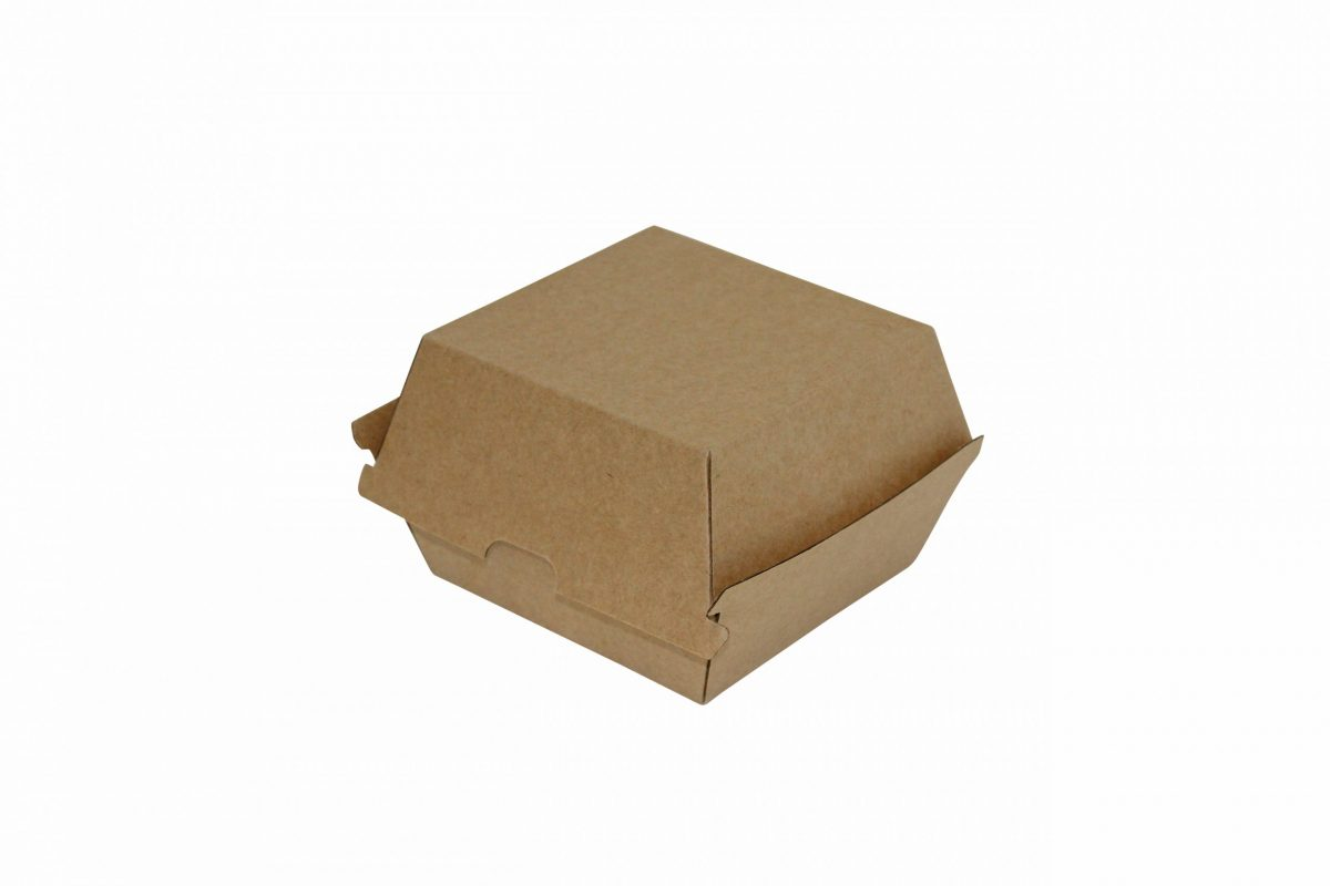 Corrugated Burger Boxes