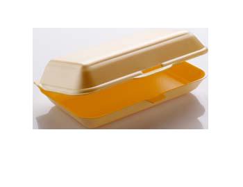 Foam Fish & Chip Boxes