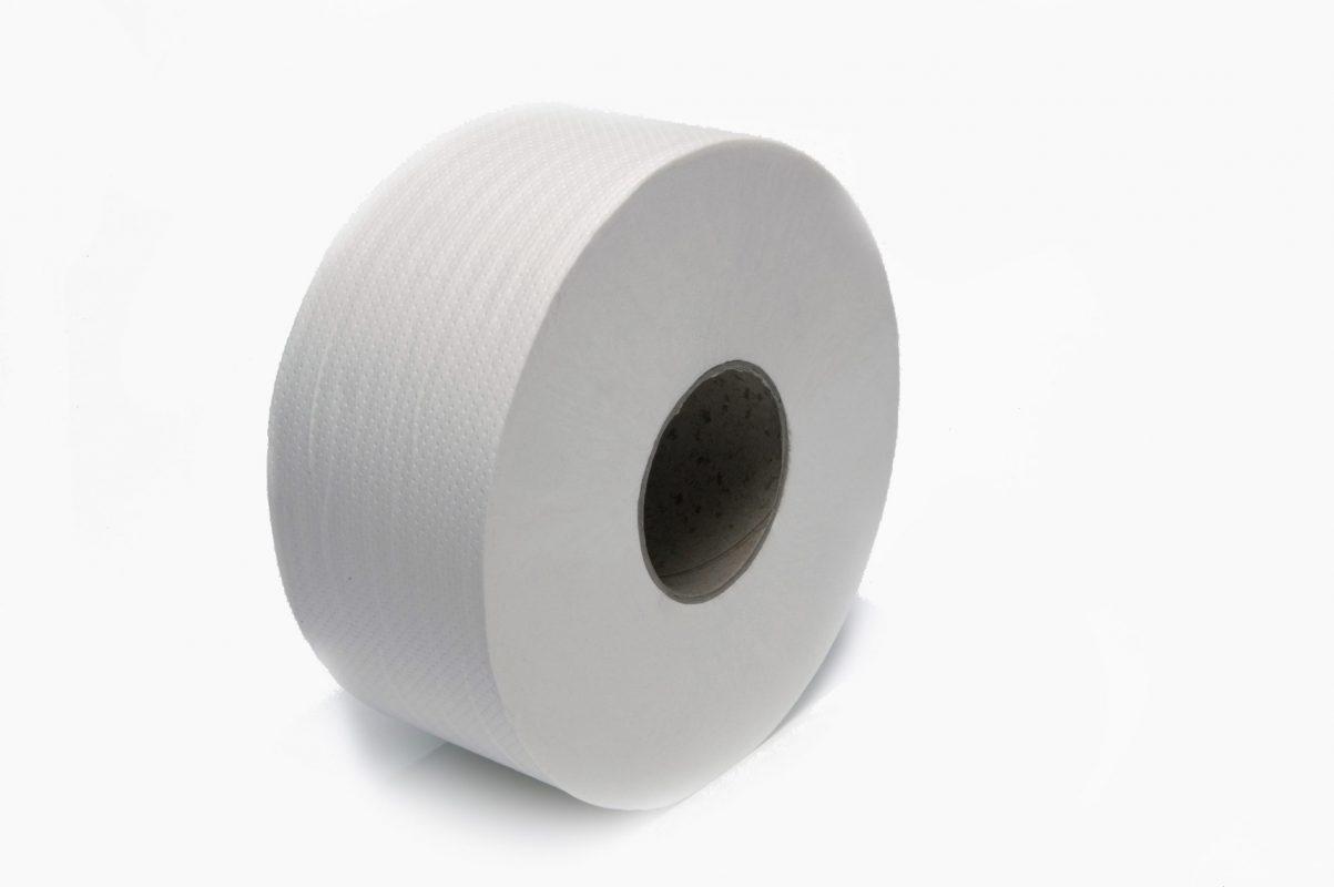 Logic8 Jumbo & Mini Jumbo Toilet Paper