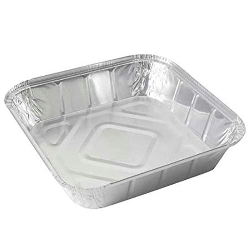 Square Foil Containers