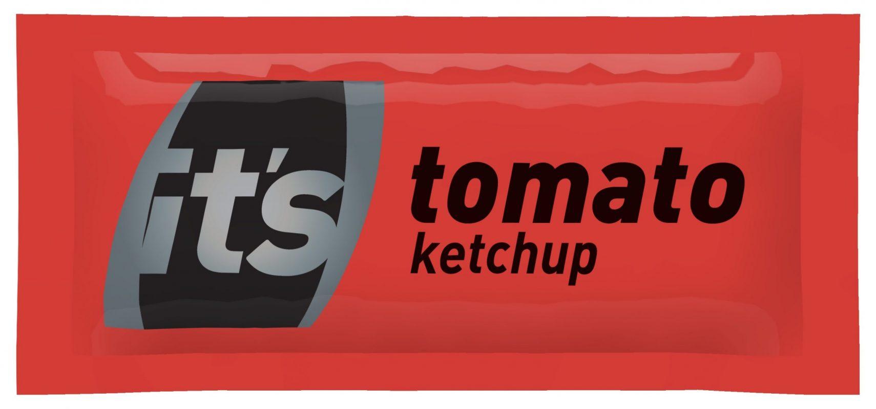 Tomato Ketchup Sachets