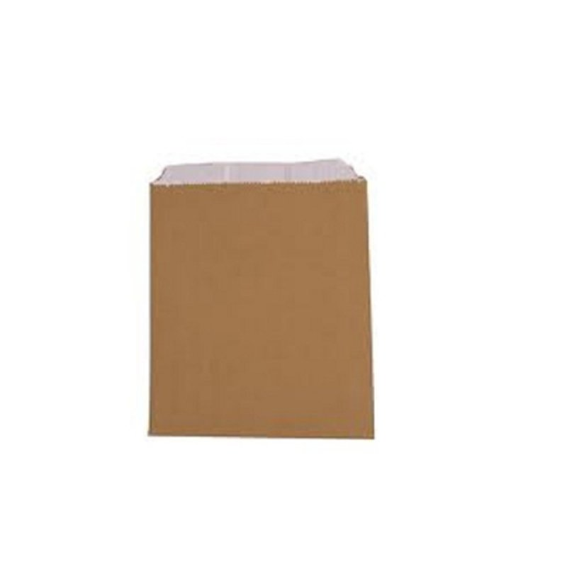 Greaseproof Lined Chip Kraft Bags