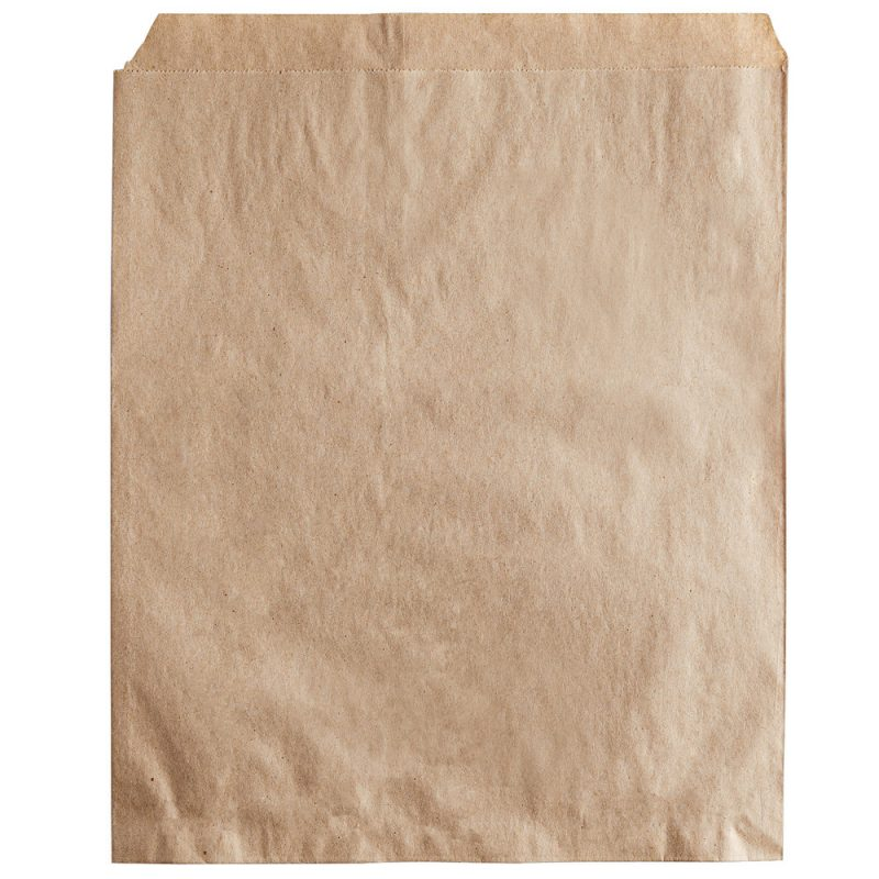 Brown Carrier Bags No Handles