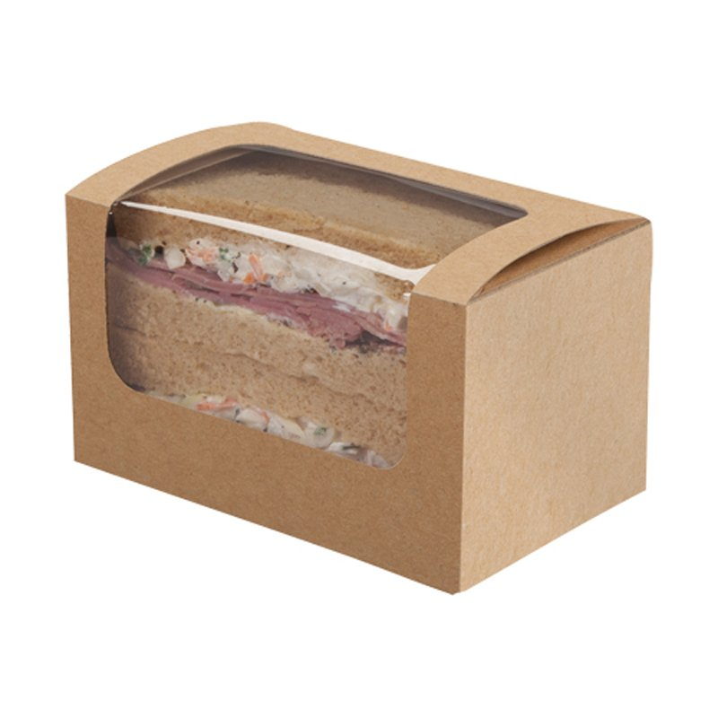 Sandwich & Wrap Containers
