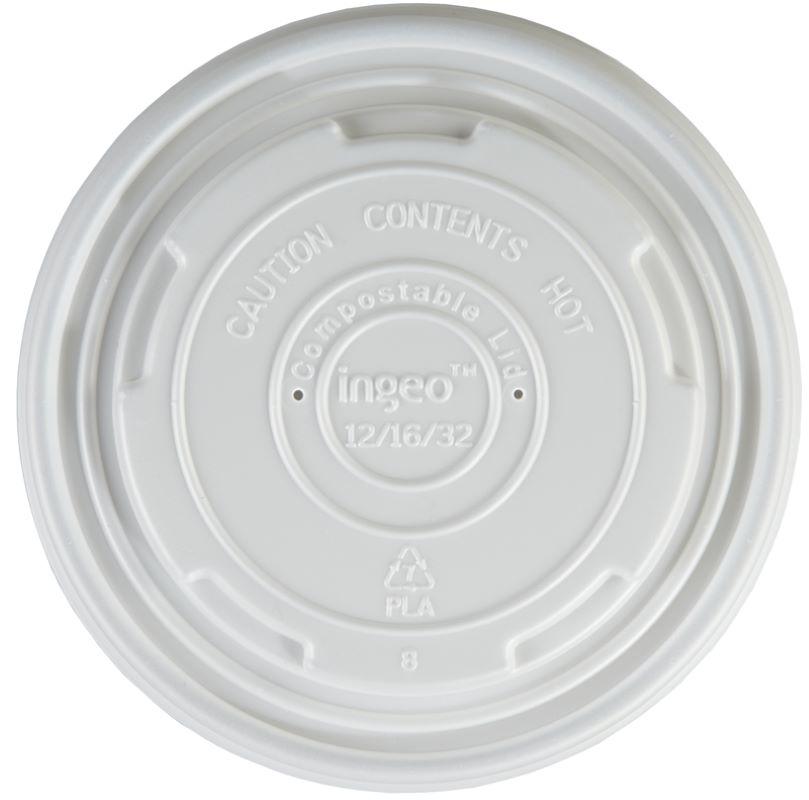 Compostable Soup Container Lids