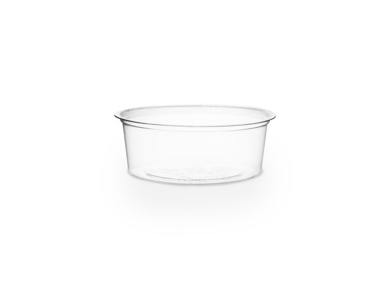 Clear Souffle Containers