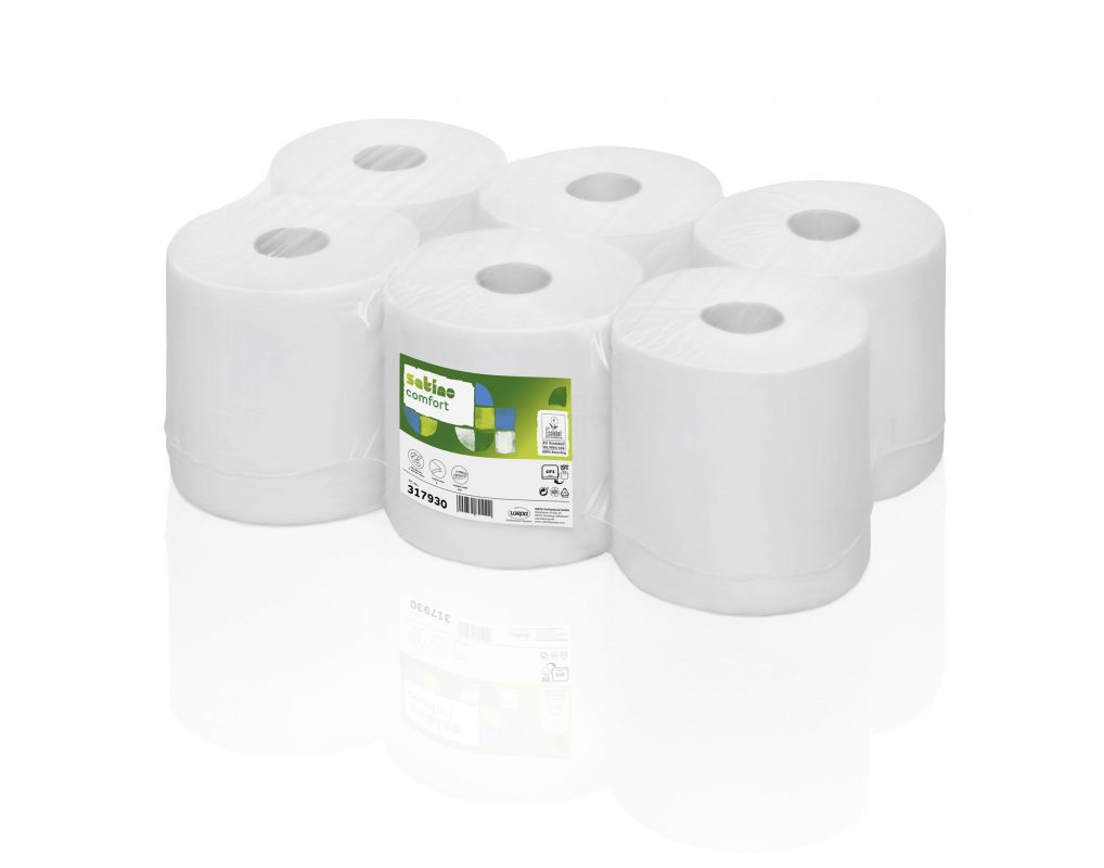 WEPA Centrefeed Toilet Tissue