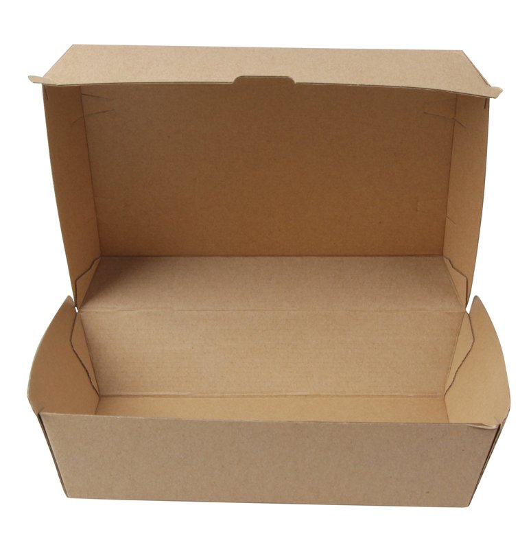 Compostable Corrugated Meal Boxes