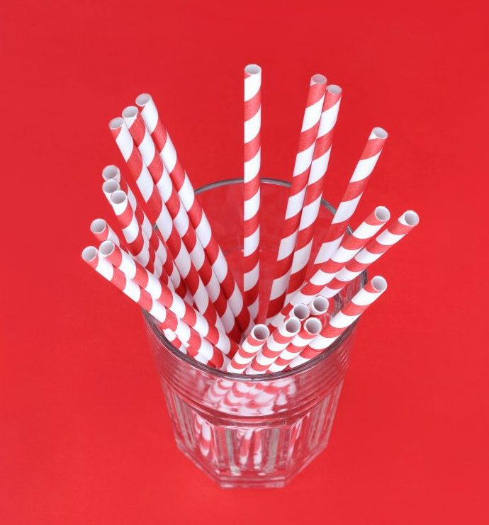 3ply Paper Straws