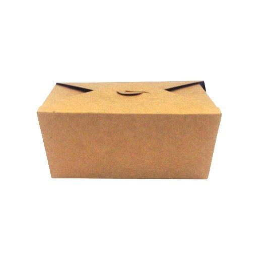 Kraft Biobox Containers