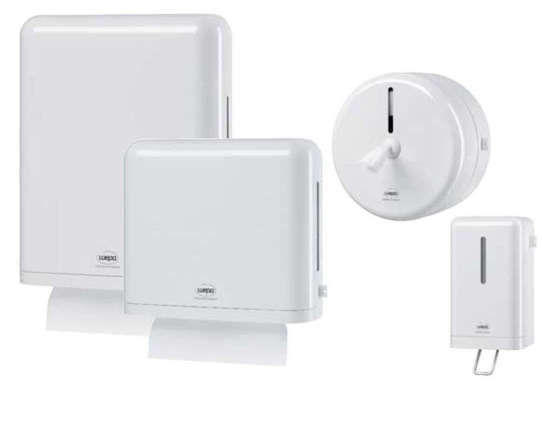 Wepa Dispenser & Paperware System